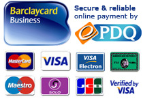 Secure and reliable online payment by Barclaycard Business ePDQ system
